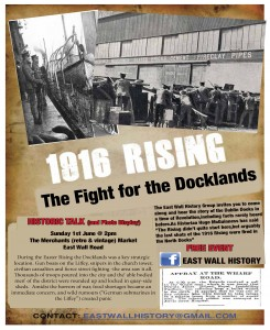 1916 Fight for the Docklands