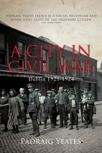 At Last, The Last! A City in Civil War: Dublin 1921-1924 is the last in a series of books on Dublin that began with Lockout: Dublin 1913 in 2000. The other books in series are A City in Wartime: Dublin 1914-1918 and A City in Turmoil: Dublin 1919-1921