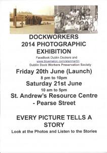 Dockers Preservation Soc Exhib