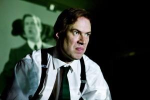 Jed Murray as Jim Larkin in Dublin Fringe Festival