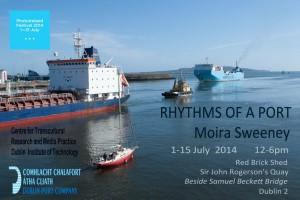 Rhythms of a Port-invite